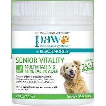 PAW Senior Vitality 200g