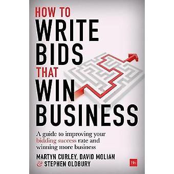 Hur man skriver bud att vinna Business - en guide till att förbättra din biddin