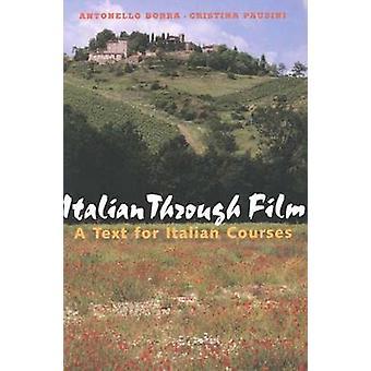 Italiana através do cinema - um texto para cursos de italiano por Antonello Borra-