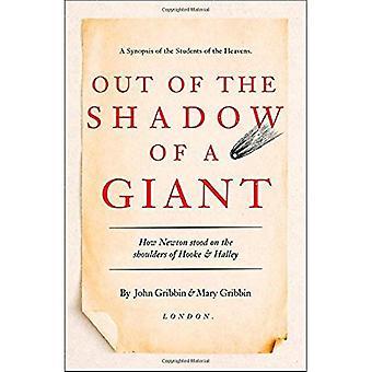 A sombra de um gigante: como o Newton estava sobre os ombros de Hooke e Halley