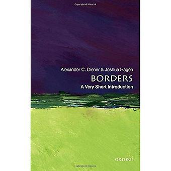 Fronteiras: Uma introdução muito curta (introduções muito curtas)
