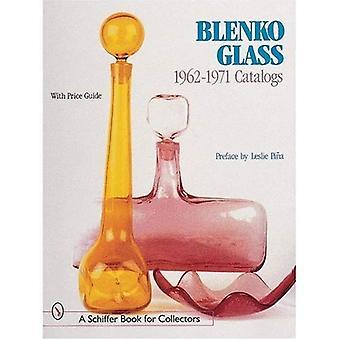 Blenko Glass: 1962-1971 Catalogue (Schiffer Book for Collectors)