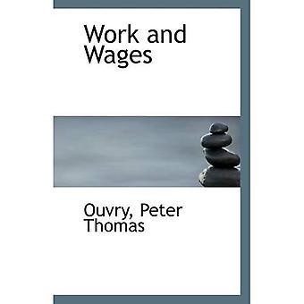 Arbeid og lønn