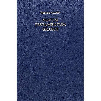 Novum Testamentum Graece: Nestle-Alund (Institute for New Testament Tx)