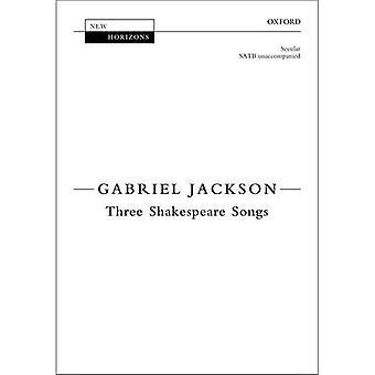 Trzy utwory Szekspira: Vocal Ocena (New Horizons)