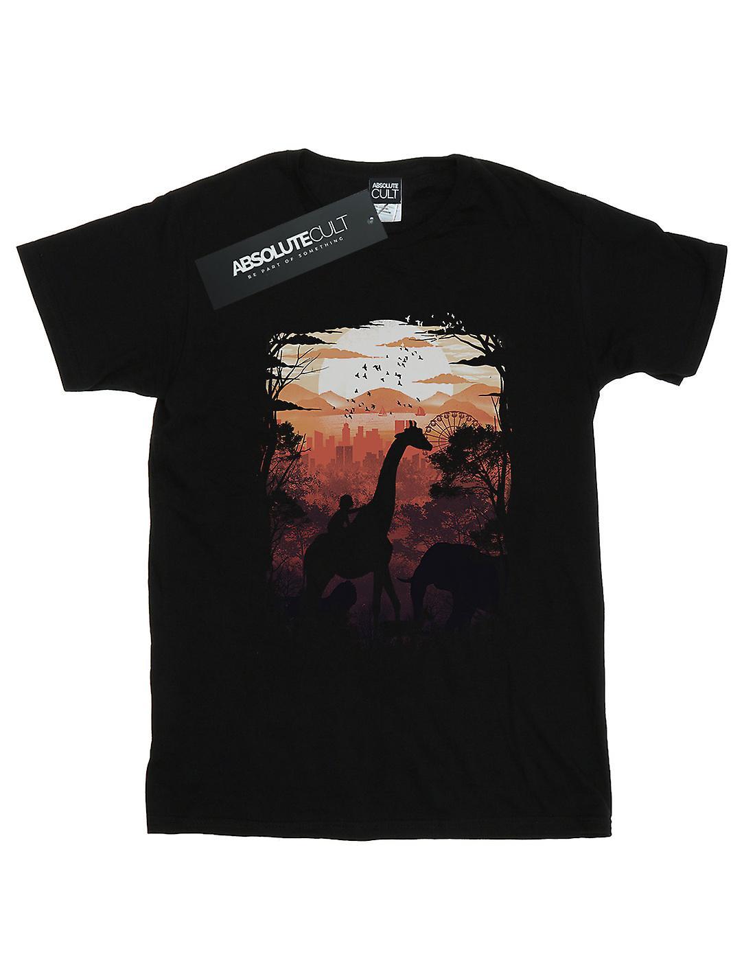 Dan Dingeroz Women's New Landscape Boyfriend Fit T-Shirt