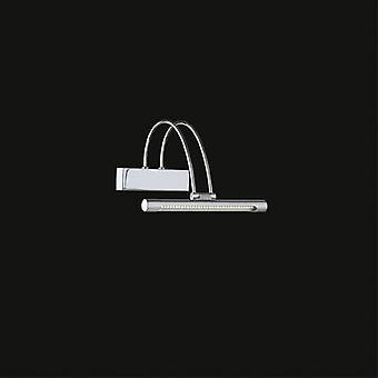 Ideal Lux - Bow Chrome Kleinbild LED Licht IDL005386
