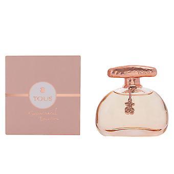 Tous sensuele Touch Edt Spray 100 Ml voor vrouwen