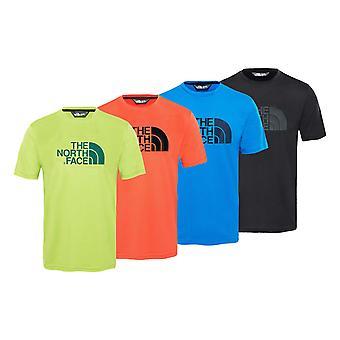 La camiseta de Tanken norte cara hombres