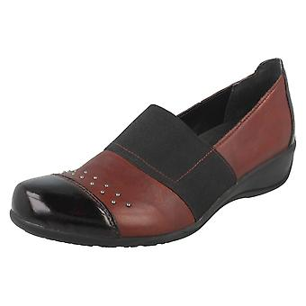 Chaussures de dames Remonte plat R9821