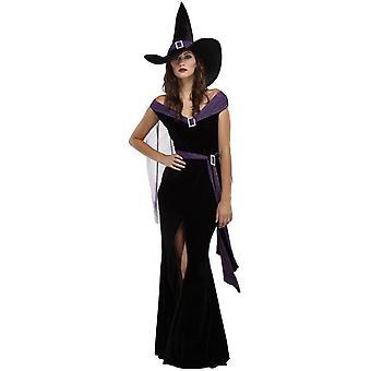 公正な魔女大人用コスチューム