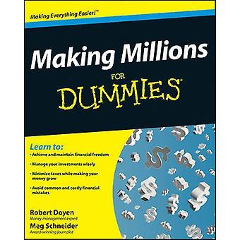 Die Millionen für Dummies von Robert Doyen - Meg Schneider - Howard