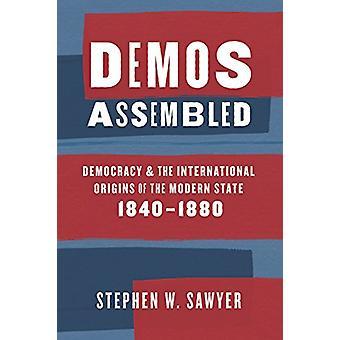 Demos monterad - demokrati och internationella ursprunget till Moder