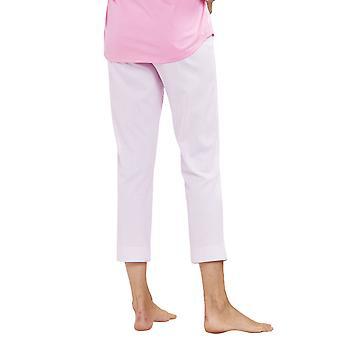 R'sch 1884152 Pantalones de pijama de algodón floral casual inteligente