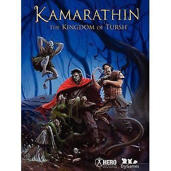 Kamarathin Kingdom of Tursh by Yarnell & Jason