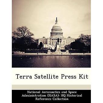 Terra satelliet persmap door nationale luchtvaart en ruimte Administr