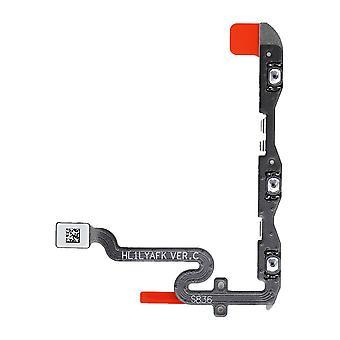 Ekte Huawei Mate 20 Pro - Volum & Strøm Nøkkel Flex - 03025ECE