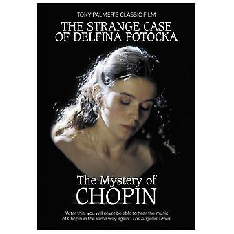 Tony Palmer's Film of the Strange Case of Delfina [DVD] USA import