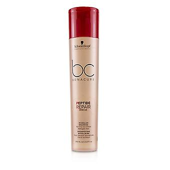Schwarzkopf Bc Bonacure Peptide Repair Rescue Micellar Shampooing (pour Fine To Normal Damaged Hair) - 250ml/8.5oz