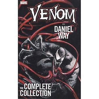 Venom By Daniel Way - The Complete Collection by Venom By Daniel Way -