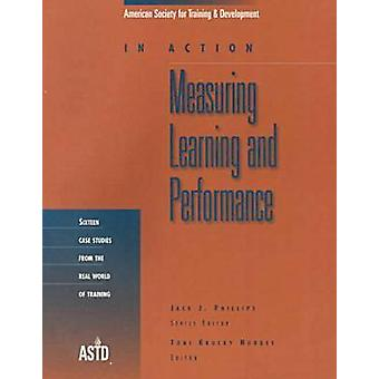 Measuring Learning and Performance by Toni Krucky Hodges - 9781562861