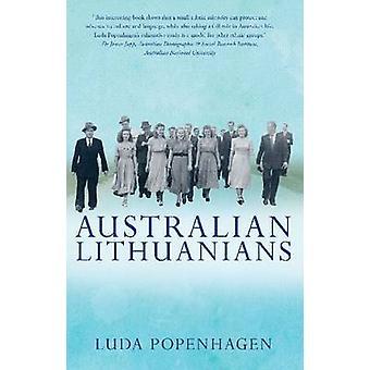 Australian Lithuanians by Luda Popenhagen - 9781742233321 Book