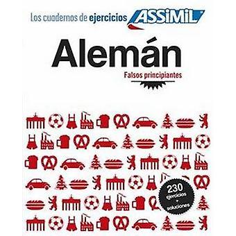 Aleman by Bettina Schodel Amirkhosrovi - 9782700506921 Book