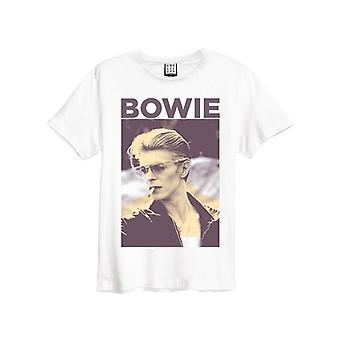 Förstärkt David Bowie fotografi mäns T-Shirt