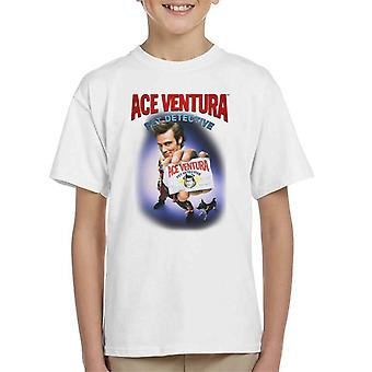 Ace Ventura Pet Detective ID Card Kid's T-Shirt