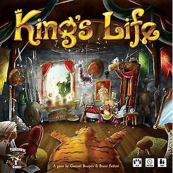 الملوك لعبة بطاقة الحياة