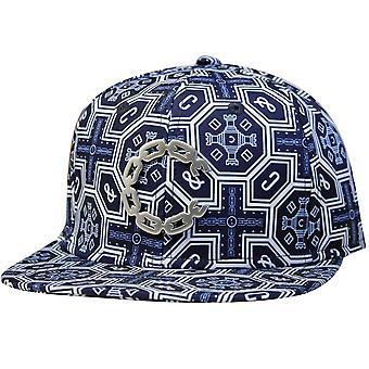 Crookové & hrady Thuxury Chain C benátské čapky baseballové čepice opravdové námořnictvo