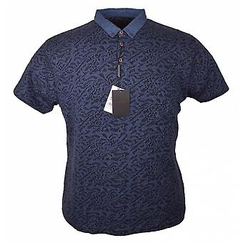 LIZARD KING Lizard King Pattern Polo