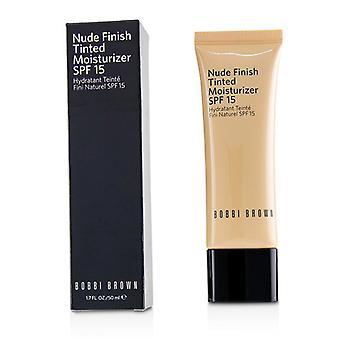 Bobbi Brown Nude Finish Tinted Moisturizer Spf 15 - # Light To Medium Tint - 50ml/1.7oz