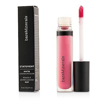Bareminerals Statement Matte Liquid Lipcolor - # Fresh - 4ml/0.13oz