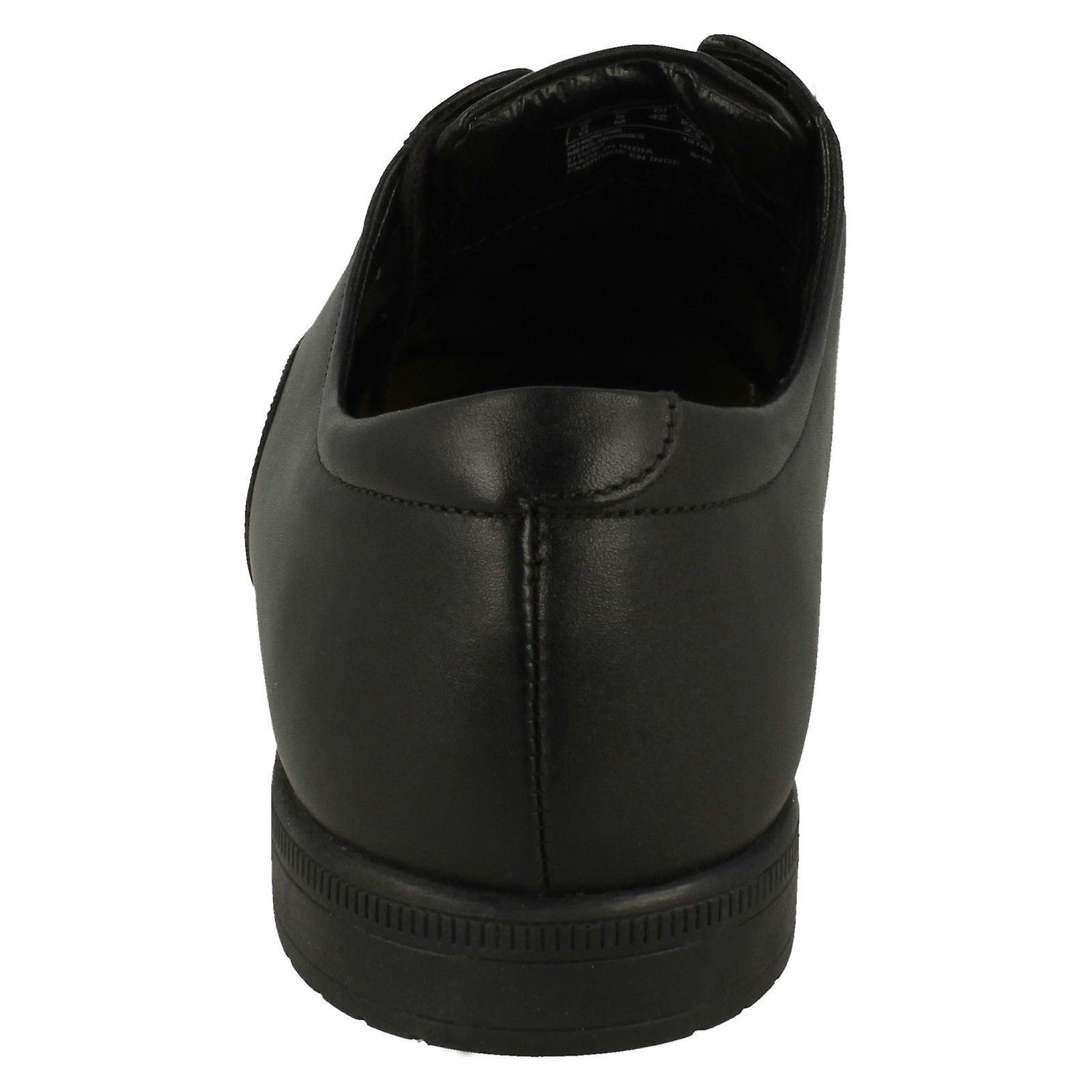 Mens Clarks Brogue Chaussures détaillées Bampton Wing