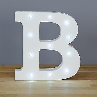 LED Buchstaben - Yesbox Lights Buchstabe B