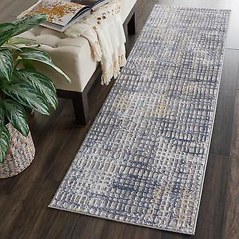 Decoração urbana URD06 cinza retangular marfim tapetes tapetes modernos