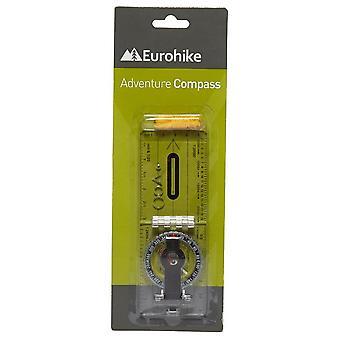 New Eurohike Walking Hiking Navigation Adventure Compass Clear