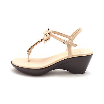 Callisto Womens laureen Open Toe Casual Platform Sandals