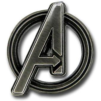 Avengers symboli Pewter käänne PIN