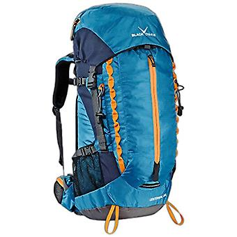 Black Crevice Centennial Backpack - Unisex Adult - Blue - 70 x 32 x 20 cm - 45 Litres