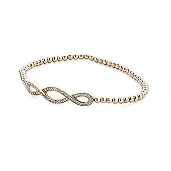 Miore Bracelet with Silver Silver Chain 925 with - Silver Color