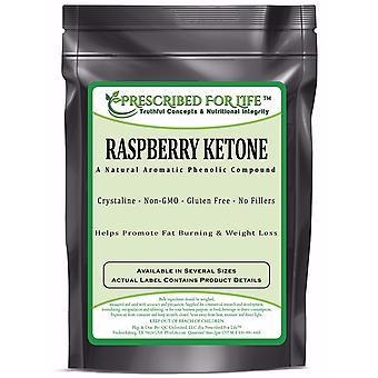 Raspberry ketone-puur gesynthetiseerd kristallijn poeder