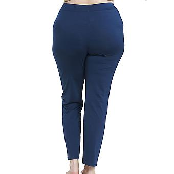 Rosch 1194542-11726 Femmes-apos;s Curve Denim Blue Pyjama Pantalon