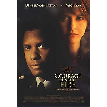 الشجاعة تحت النار (1996) ملصق السينما الأصلي