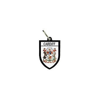 Tür Cles Keys Cle Flag Collection City Blason Cardiff R2 Englisch
