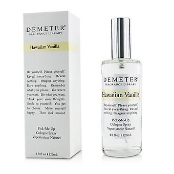 Demeter Hawaiian vanilj Cologne Spray - 120ml / 4oz