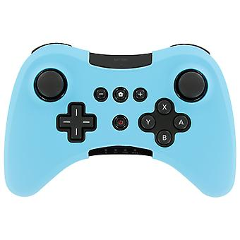 Silicone skin for nintendo wii u pro controller - light blue