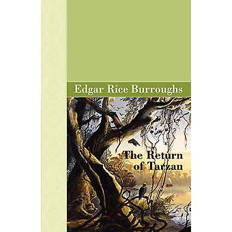 The Return Of Tarzan by Burroughs & Edgar Rice