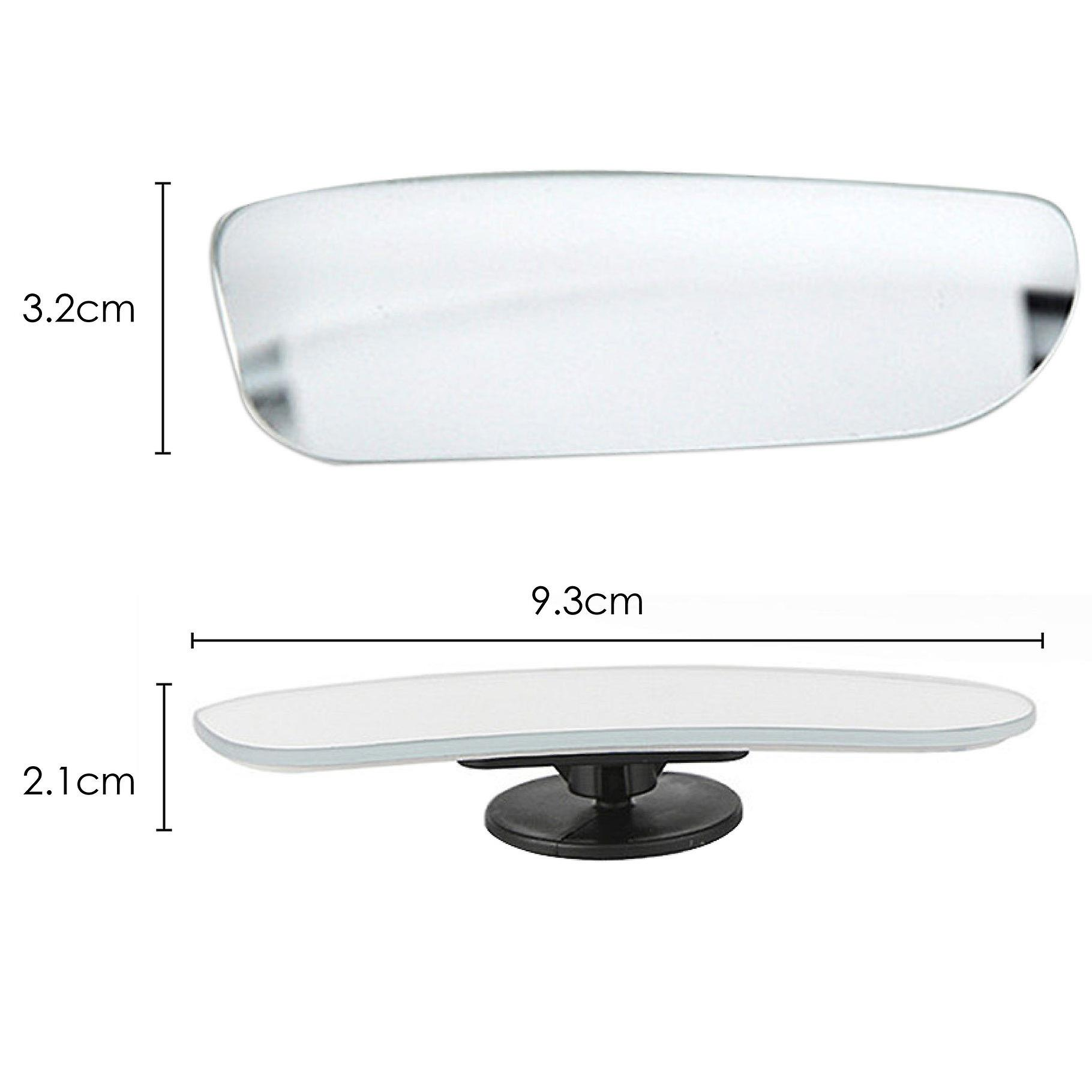 TRIXES Blind Spot Mirrors for Mount Rear View Mirror for Cars Trucks SUV's
